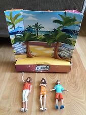 Wizards of Waverly Place Favorite Episode Family Photo Playset figures scene
