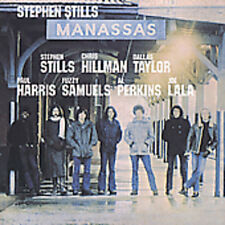 Manassas - Stephen Stills (1995, CD NIEUW) Remastered/Hdcd