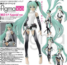 Figma 100 Hatsune Miku Append Ver. + Earphone (Bonus Accessories) Max Factory
