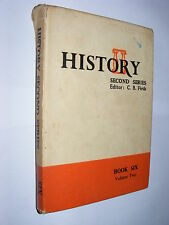 History Second Series Book Six Volume Two HB 1961 American USA history text book