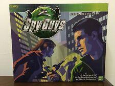 Maze Craze Spy Guys 2 Players 8+ New Search & Seize Game