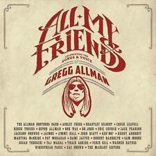Allman,Gregg - All My Friends: Celebrating The Songs and Voice - CD NEU