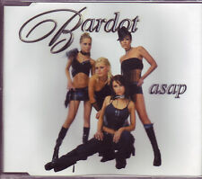 Bardot asap Australian CD single (2001) Sophie Monk