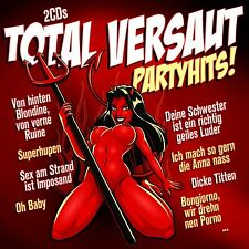 CD Total Versaut Partyhits! von Diverse Interpreten 2CDs