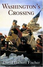 Washington's Crossing (Pivotal Moments in American History)-ExLibrary