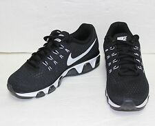 Nike Women's Air Max Tailwind 8 Running Shoe Black/White 805941 001 SIZE 8