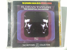 "R. DEAN TAYLOR ""ESSENTIAL COLLECTION"" SPANISH CD FROM ""THE MOTOWN COLLECTION"""