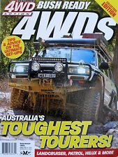 4WD Action Bush Ready 4WDs Magazine - 20% Bulk Magazine Discount Available