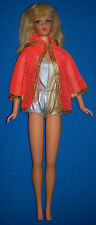 Dramatic New Living Blonde Hair BARBIE DOLL #1116 OSS & Cover-Up TNT BL NICE!!