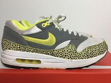 Nike Air Max 1 US 10,5 Atmos Animal Jordan Kith Huarache Boost Patta NMD Beast