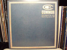 "COMMON - RETROSPECT FOR LIFE / INVOCATION (12"")  1997!!  RARE!!!  LAURYN HILL!!!"