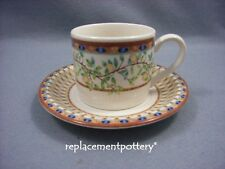 Tesco Lemon Tree cup and saucer