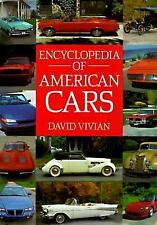 Encyclopedia of American Cars-ExLibrary