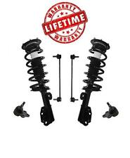 Front Complete Struts w Lower Ball Joints & Sway Bar Links Saturn Vue 2002-2007