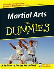 Martial Arts for Dummies-ExLibrary