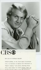 TAYLOR LACHER PORTRAIT CADE'S COUNTY ORIGINAL 1971 CBS TV PHOTO