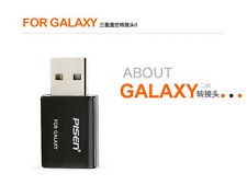 "Pisen Fast Charge Adapter / Converter For Galaxy Tab 2 Tablet 7"" 8.9""10.1 P5110"
