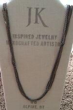 Jewel Kade Necklace-Mixed Metals