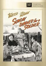 Sunday Dinner for a Soldier - Region Free DVD - Sealed