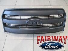 15 thru 17 F-150 OEM Genuine Ford Parts Molded Magnetic Grille Grill w/o Camera