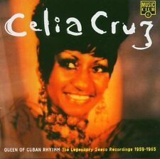 Celia Cruz - Queen Of Cuban Rhythm - Legendary Seeco Recordings 1959-1965 CD NEW