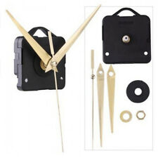 New Battery Operated Clock Movement Mechanism DIY Repair Part 1Set 10 mm Spindle