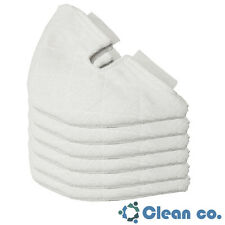 6 Shark Steam Pocket Mop Pads Triangle Replacement S3501 3601 3550