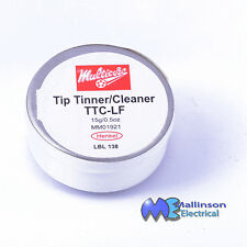 Multicore Soldering Iron Tip Cleaner / Tinner