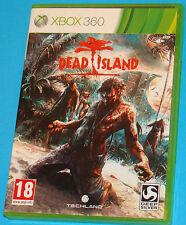 Dead Island - Microsoft XBOX 360 - PAL