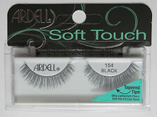 (LOT OF 72) Ardell Professional - Soft Touch Lashes #154, Black
