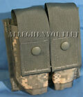USGI MILITARY MOLLE II 40MM PYROTECHNIC POUCH DOUBLE Army ACU Granadier Set NEW