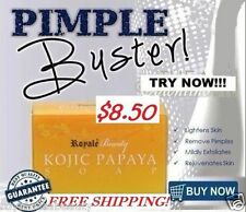 Authentic Royale Kojic Papaya Soap.....Buy now.....FREE EXPEDITED SHIPPING!!!!