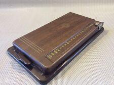 Vintage  Bates List Finder Model G Telephone Address Index - USA