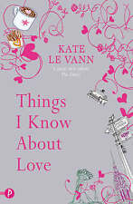 Things I Know About Love,GOOD Book