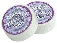 "2 BLOCCHI Sex Wax Tavola Da Surf Cera"" 2 X 'freddo a Cool Water-Surf Sexwax"