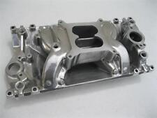 1957 to 1995 Chevy V8 Intake Manifold Vortec Head 1500-6500 RPM Show Model Sale