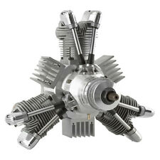 SAITO - FG-90 R3 4-STROKE GASOLINE RADIAL ENGINE - GALAXY RC