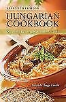 Hungarian Cookbook : Old World Recipes for New World Cooks by Yolanda Nagy...