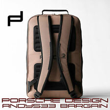 NWT PD Adidas Porsche Design Sport P5000 Luxury Backpack Rucksack Men Women Bag