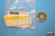 NOS YAMAHA YT125J 1982-92 FRONT FORK WASHER PLATE #90201-10742-00