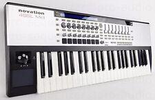Novation Remote 49 sl MKII Controller Keyboard Fatar + como nuevo embalaje original & garantía