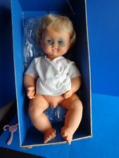 VINTAGE FRENCH BABY DOLL- COUCOU CLODREY- FREAKY ZOMBIE LIKE EYES