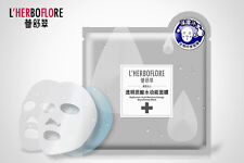 [L'HERBOFLORE] Hyaluronic Acid Moisture Energy Bio-Cellulose Facial Mask 3pcs