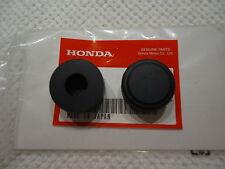 HONDA XR75 (1977-78) XL75 (1977-79) FUEL GAS TANK RUBBERS CUSHIONS NEW OEM