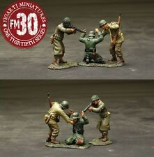 FIGARTI PEWTER WW2 AMERICAN ETA-045 U.S. 101ST AIRBORNE GOT YOU FRITZ MIB