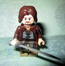Lego Lord Of The Rings ARAGORN Minifigure From Set# 79008-FREE COMBINED SHIPPING