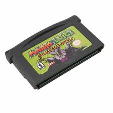Deluxe Mario And Luigi Superstar Saga NM GBA Game Card Kids Adult Gifts