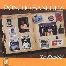 Poncho Sanchez - La Familia (CD, Concord Picante Jazz, Germany Import)