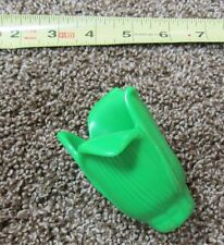 Fisher Price Fun with Food Picnic Basket Lunch Corn Green Husk Part Piece Toy