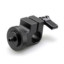 """SmallRig 15mm Single Rod clamp with 1/4"""" thread for 15mm Rods Support DSLR Rig"""